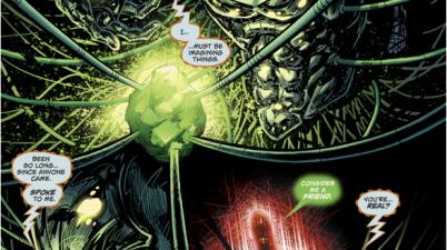 Cyborg-Superman Recruits Metallo