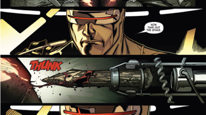 Cyclops Resurrects Dracula