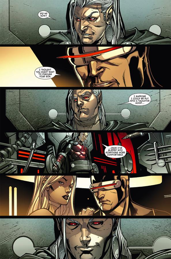 Cyclops Resurrects Dracula