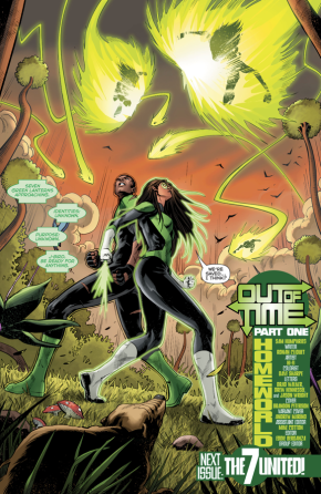 Green Lanterns Vol. 1 #27