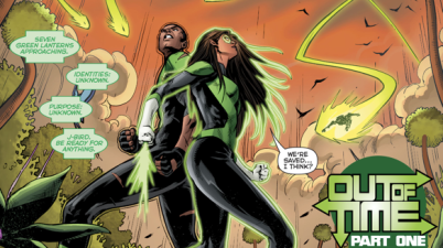 Green Lanterns Vol. 1 #27