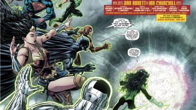 Justice League Vol. 3 #24