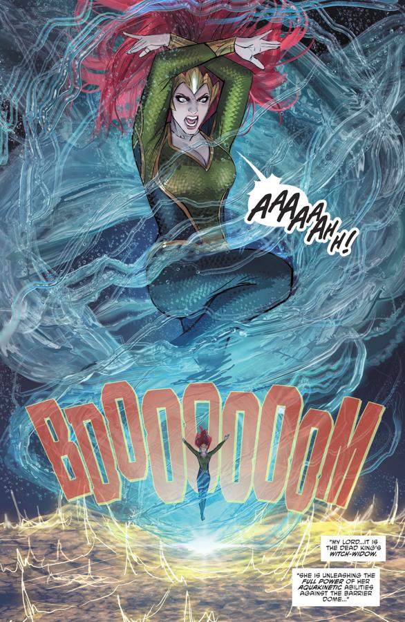 Mera (Aquaman Vol. 8 #26)