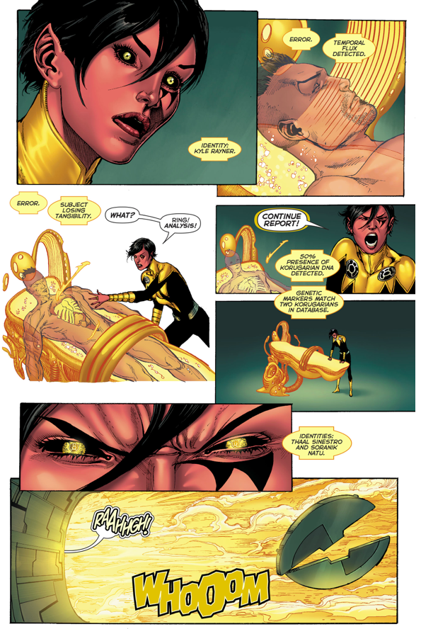 Soranik Natu Learns Sarko Is Her Son