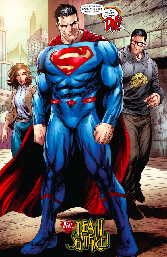 Superman Action Comics 968 Comicnewbies
