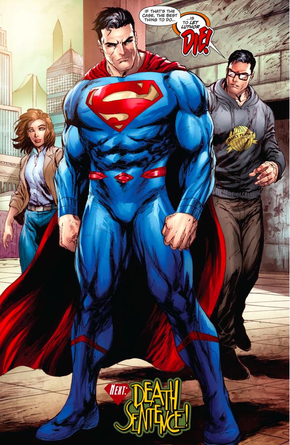 Superman (Action Comics #968)