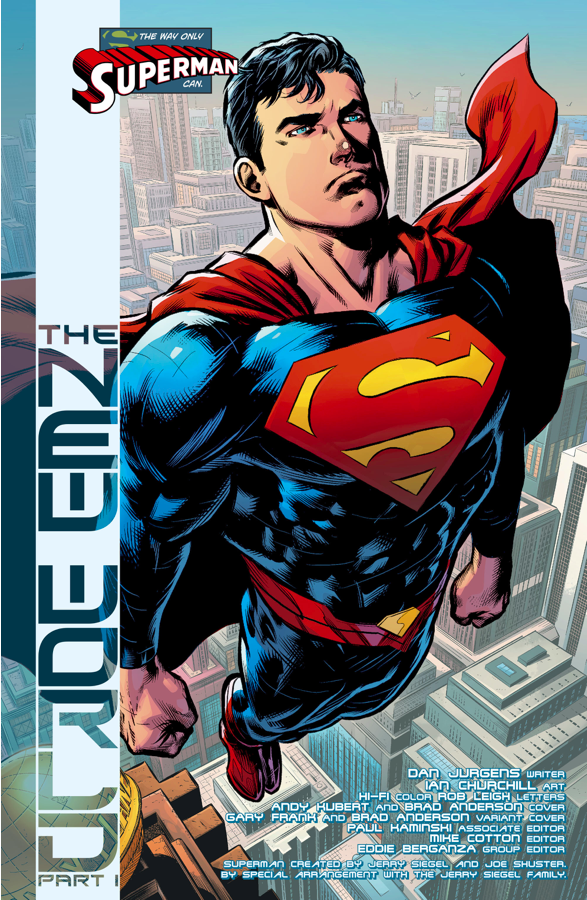 Superman (Action Comics #977)