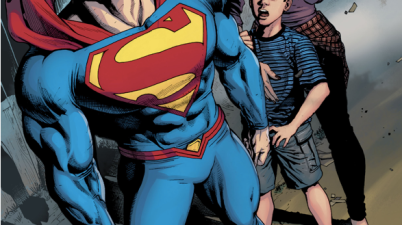 Superman Becomes Blind (Rebirth)