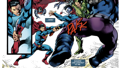 Superman VS The Superman Revenge Squad
