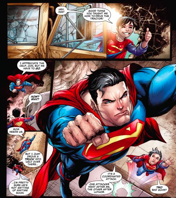 Superman VS Zade