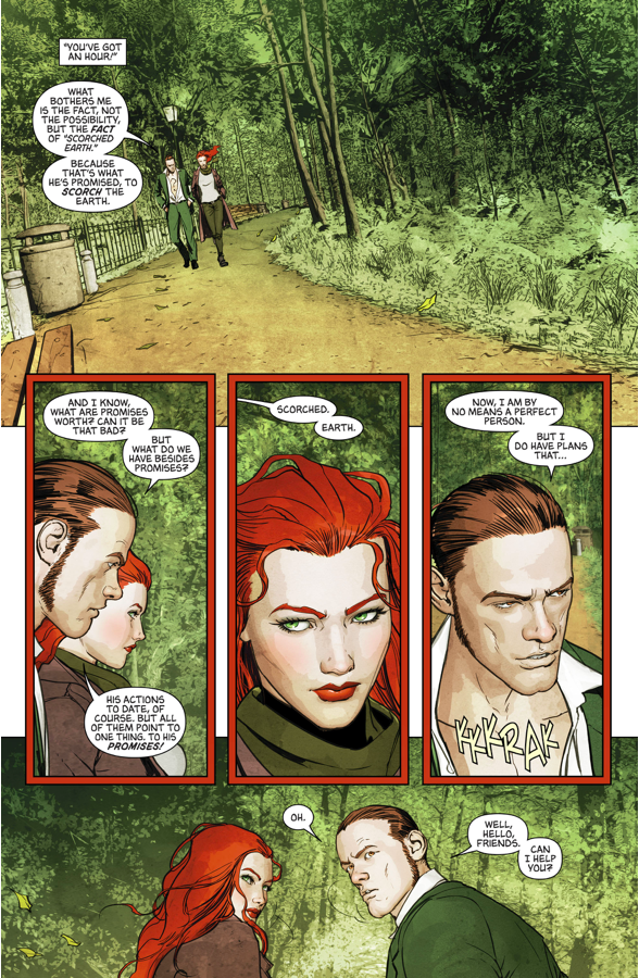 The Riddler And Poison Ivy (Batman Vol. 3 #26)