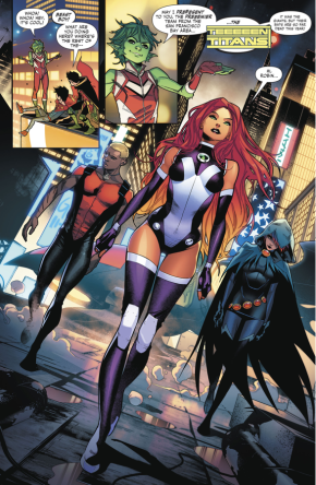 The Teen Titans (Super Sons #6)