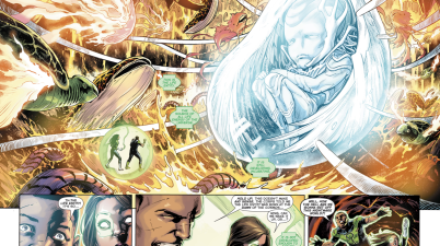 The White Entity (Green Lanterns #27)