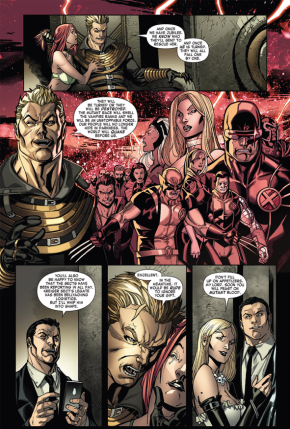 Why Xarus Wants The X-Men In His Army (Curse Of The Mutants)