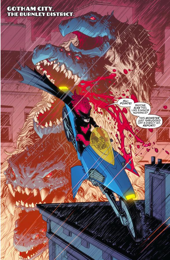 Batwoman (Detective Comics Vol. 1 #941)