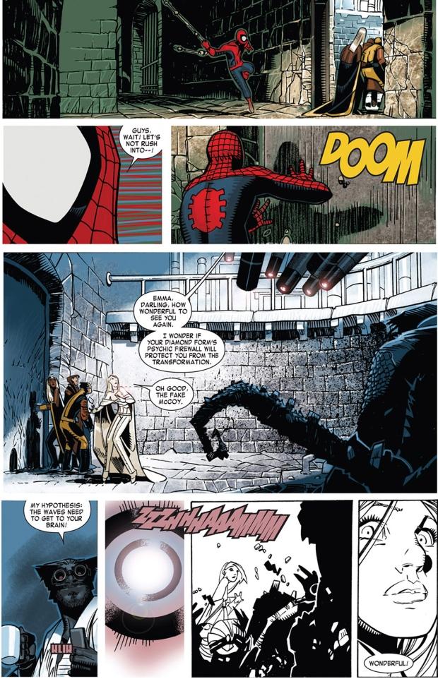 Dark Beast Turns The X-Men Into Lizards