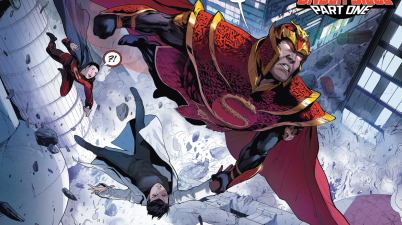 Emperor Super-Man (New Super-Man #13)
