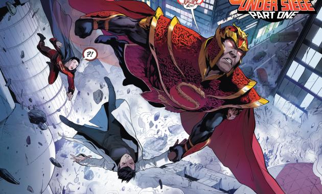 Emperor Super-Man (New Super-Man #13)