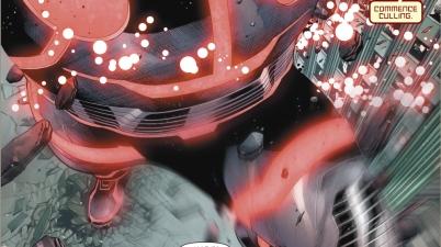 Eschaton Golem (Hal Jordan And The Green Lantern Corps #27)