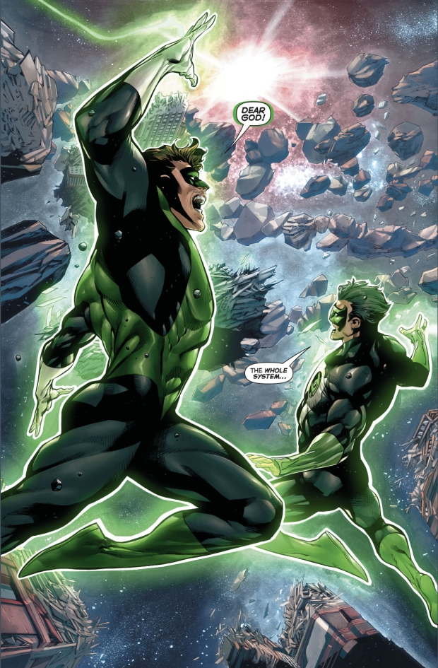 Hal Jordan (Hal Jordan And The Green Lantern Corps #26)