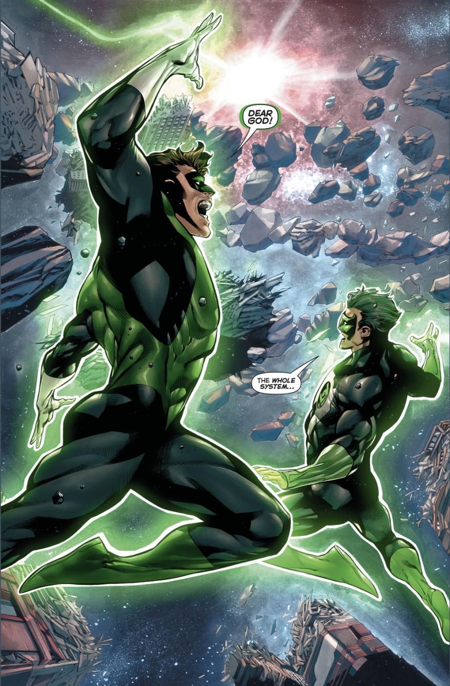 Hal Jordan (Hal Jordan And The Green Lantern Corps #26)