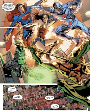 Justice League Vol. 3 #21