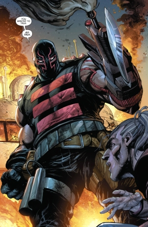 KGBeast (Red Hood And The Outlaws Vol. 2 Annual #1)