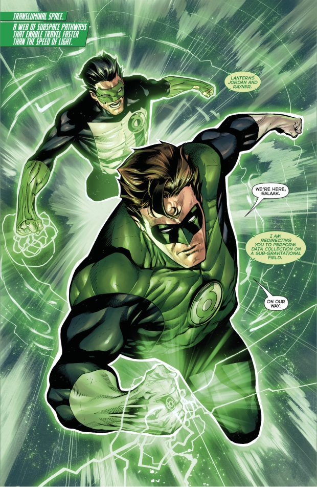 Kyle Rayner (Hal Jordan And The Green Lantern Corps #26)