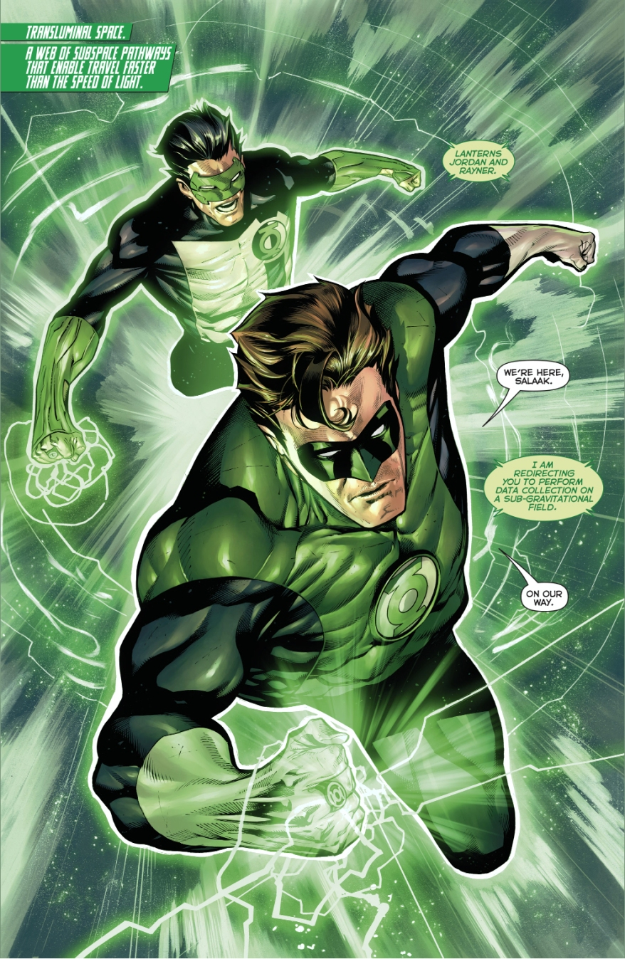 Kyle Rayner (Hal Jordan And The Green Lantern Corps #26)
