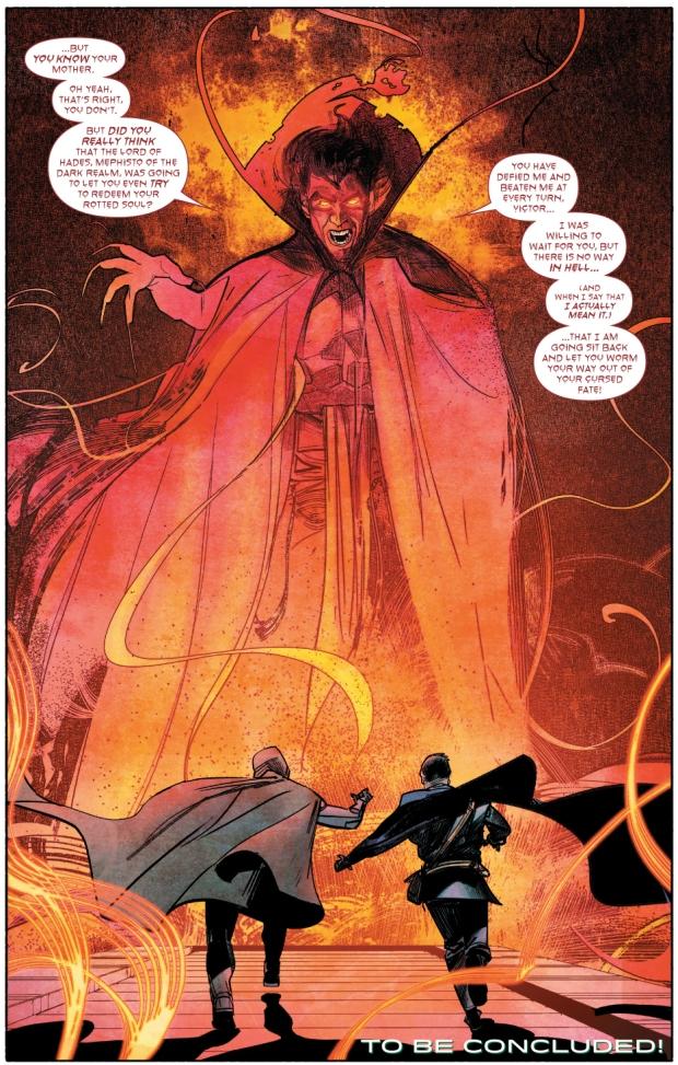 Mephisto (Infamous Iron Man #11)