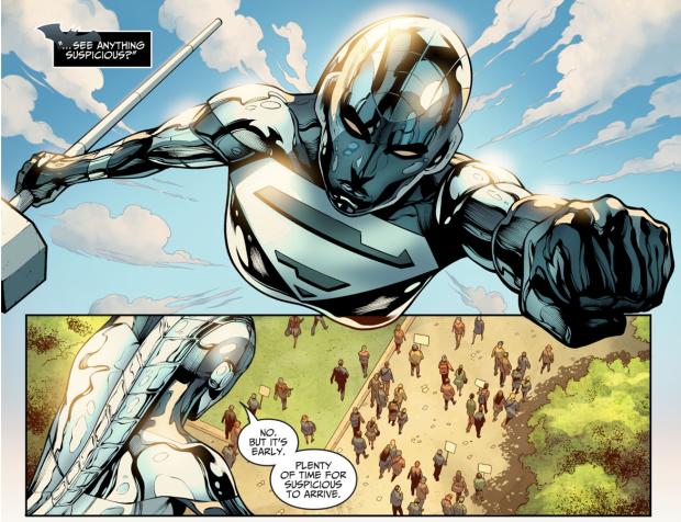 Steel (Injustice II)