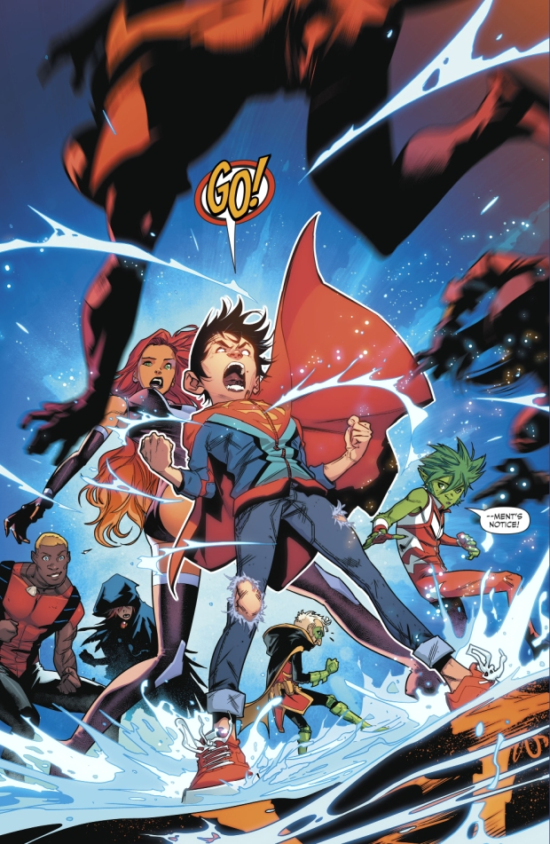 Teen Titans (Super Sons #7)