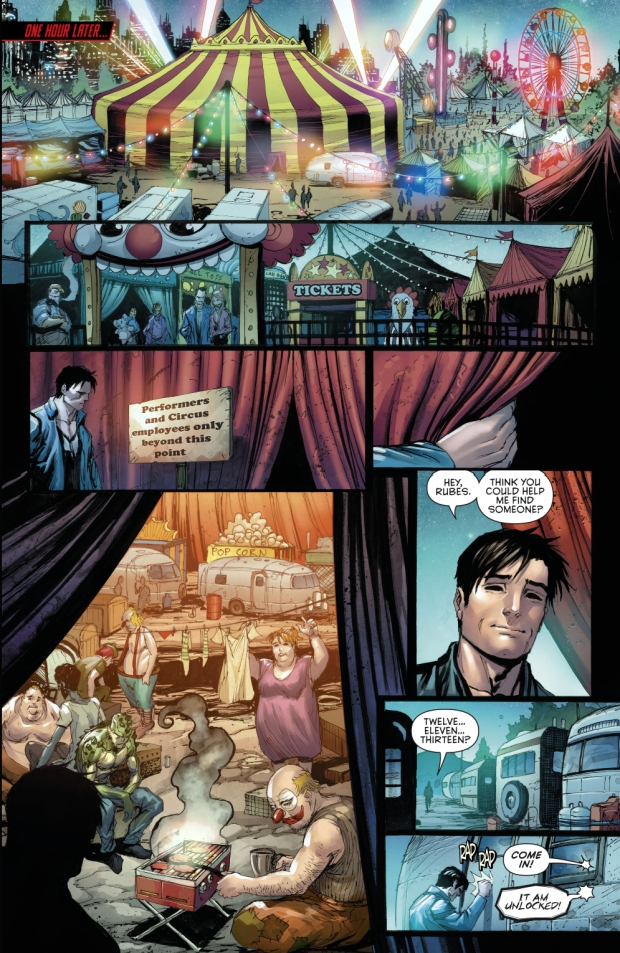 Why Red Hood And The Outlaws Joined The Circus