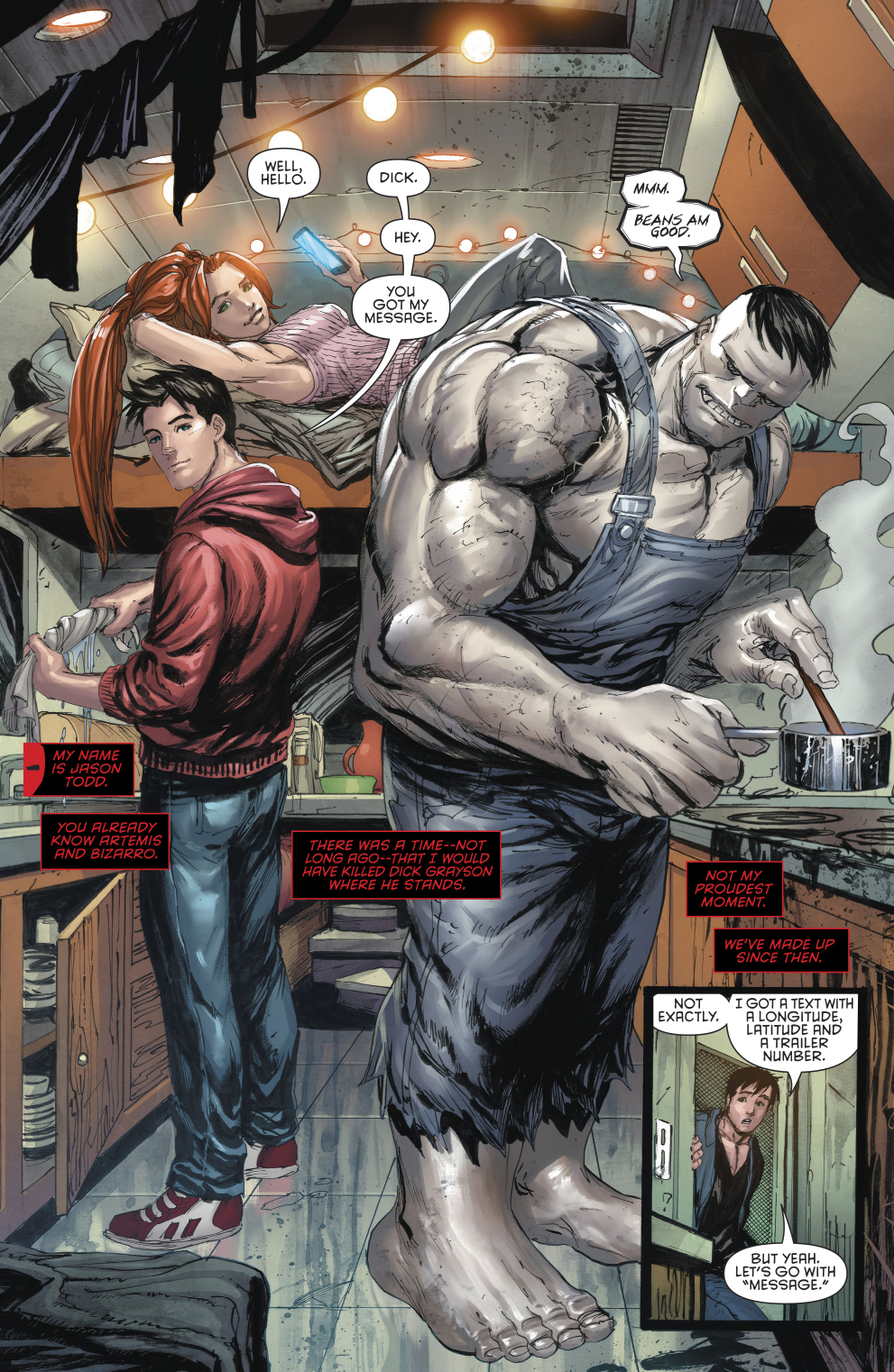Why Red Hood And The Outlaws Joined The Circus  Comicnewbies-6194