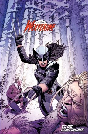All New Wolverine (Weapon X Vol. 3 #8)