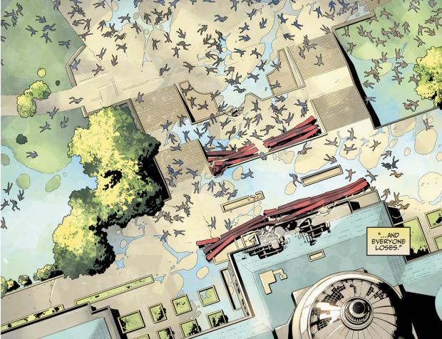 Aqualad Kills The President (Injustice II)