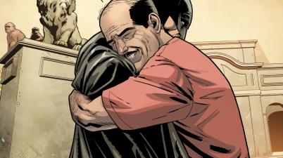 Batman And Alfred Pennyworth Reunites (Injustice II)