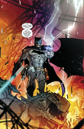 Batman VS The Flash (Earth 52)