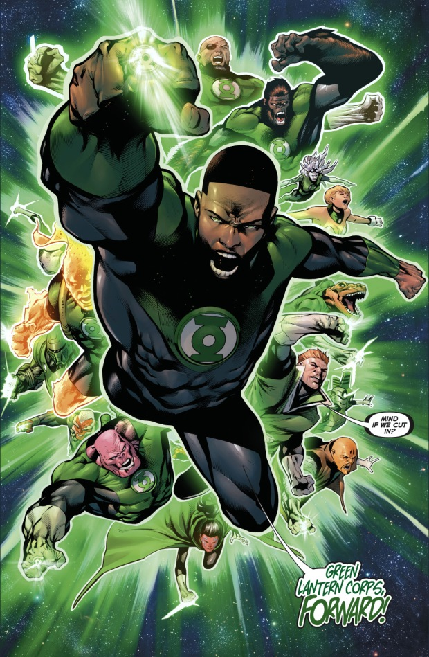 Green Lantern Corps (Hal Jordan And The Green Lantern Corps #29)