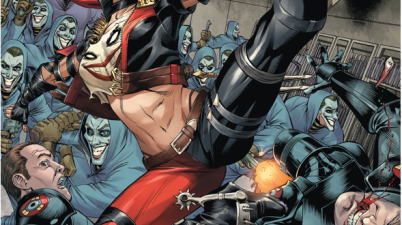Harley Quinn (Injustice Gods Among Us Annual #5)