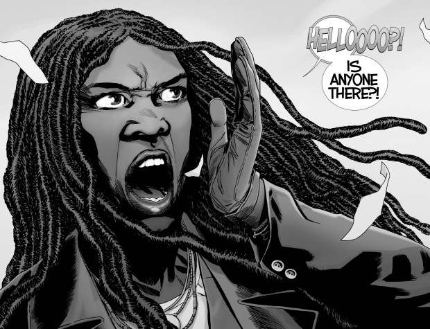 Michonne (The Walking Dead #171)