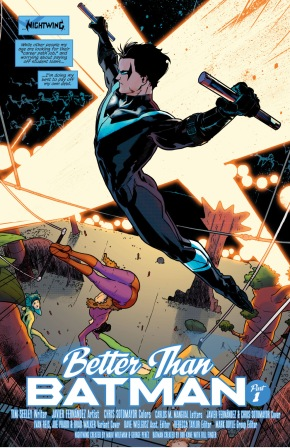 Nightwing Vol 4 #1