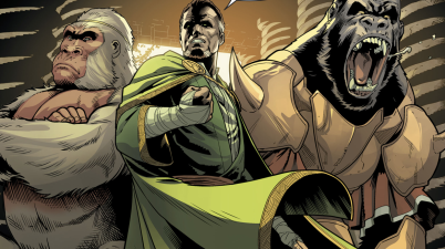 Ra's Al Ghul, Solovar And Gorilla Grodd (Injustice II)