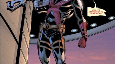 Red Tool (Harley Quinn Vol. 3 #18)