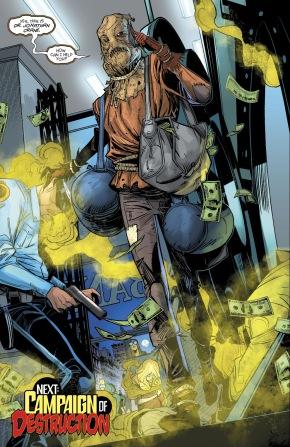 Scarecrow (Harley Quinn Vol
