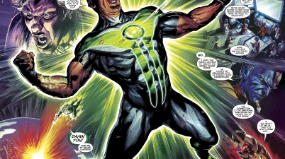 Simon Baz (Green Lanterns #29)