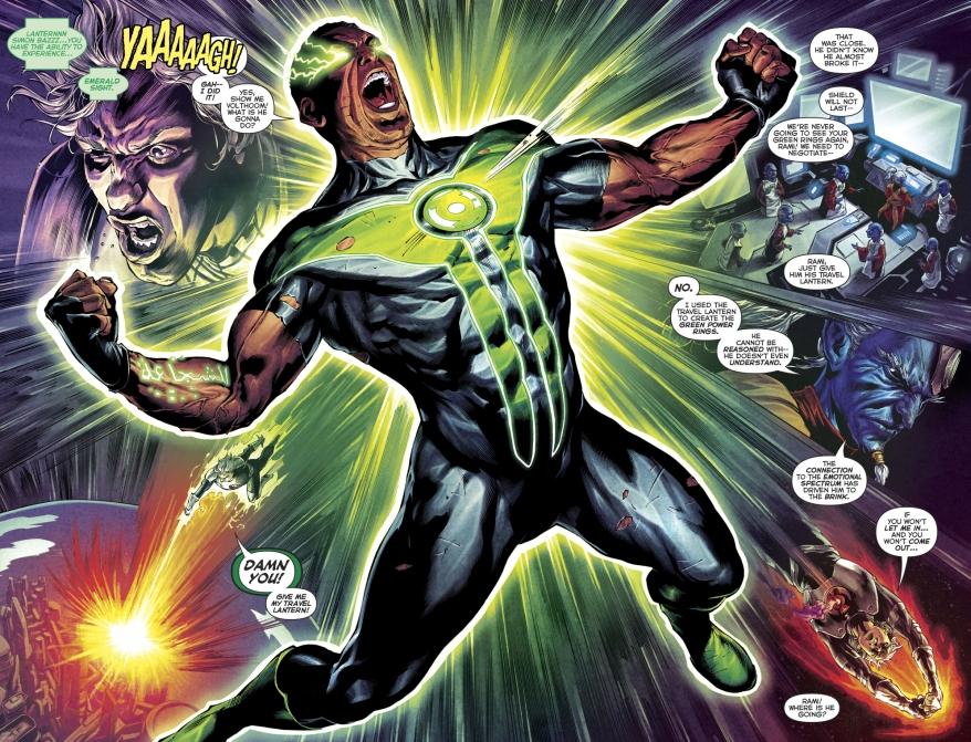 Simon Baz (Green Lanterns #29)