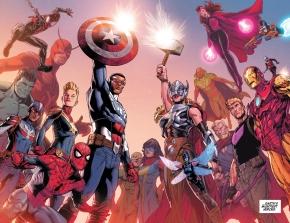 The Avengers (Secret Empire #10)