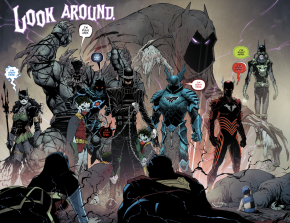 The Dark Knights (Dark Multiverse)