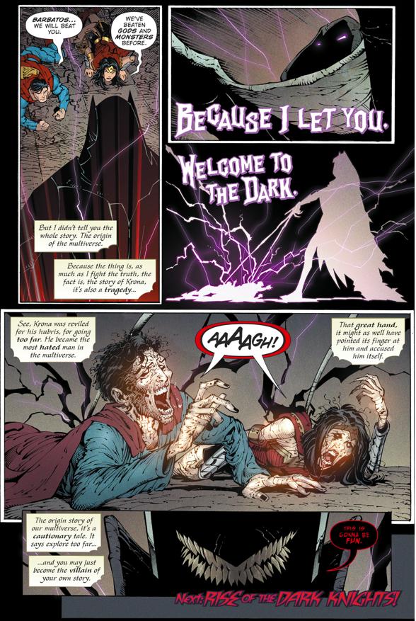 The Dark Knights (Dark Multiverse)